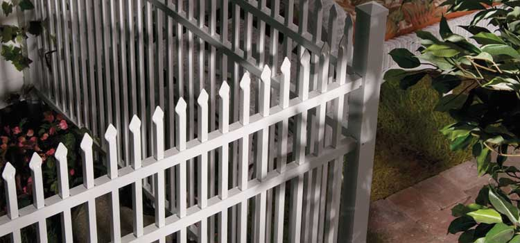 Basalt Style Protection Fence