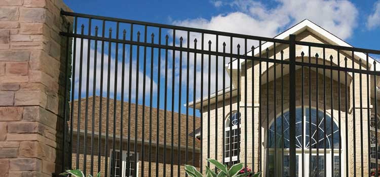 Diamond Style Protection Fence
