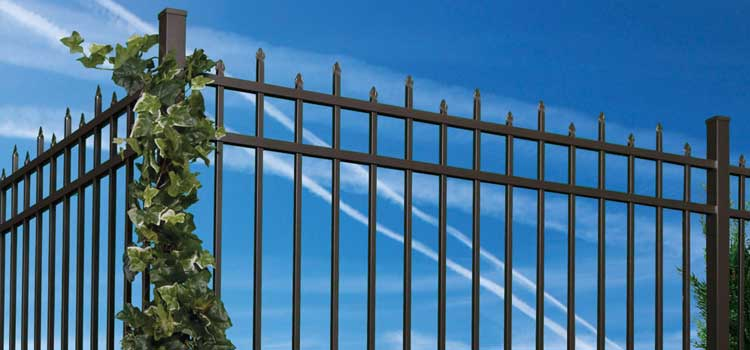 Onyx Style Protection Fence