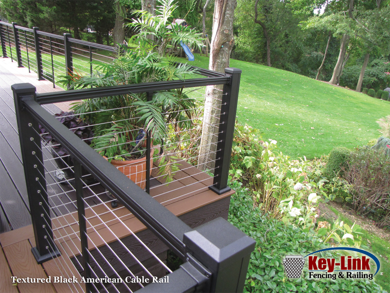 Cable Railing Builder S Choice Vinyl Fencing