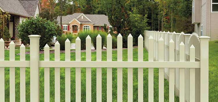 Primrose Arched Style Decorative Fence