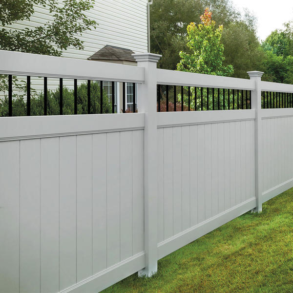 Privacy Style Fence Builder S Choice Vinyl Fencing