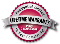 Lifetime Limited Warranty Logo